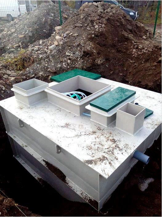 Бытовые очистные сооружения - как они работают и какие бытовые очистные сооружения бывают?
