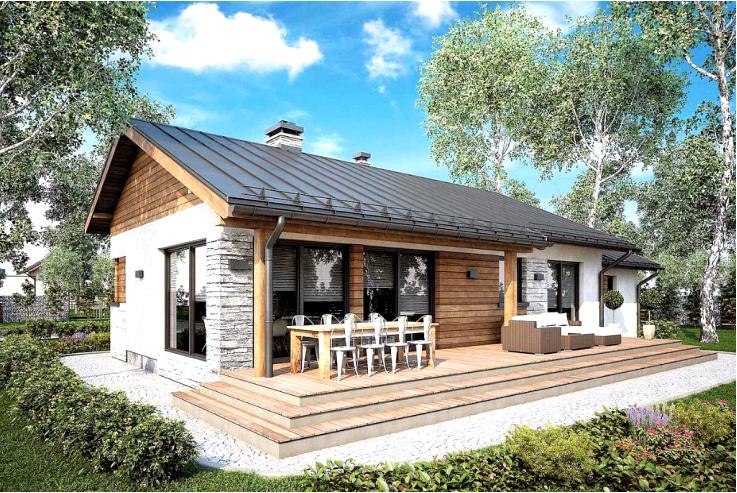 Дизайн домов в скандинавском стиле - познакомьтесь с феноменом скандинавского стиля