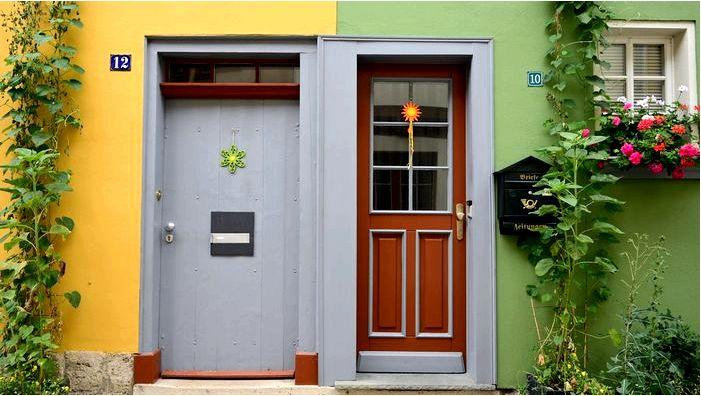 Двери без фальца или двери с фальцем - какие внутренние двери лучше?