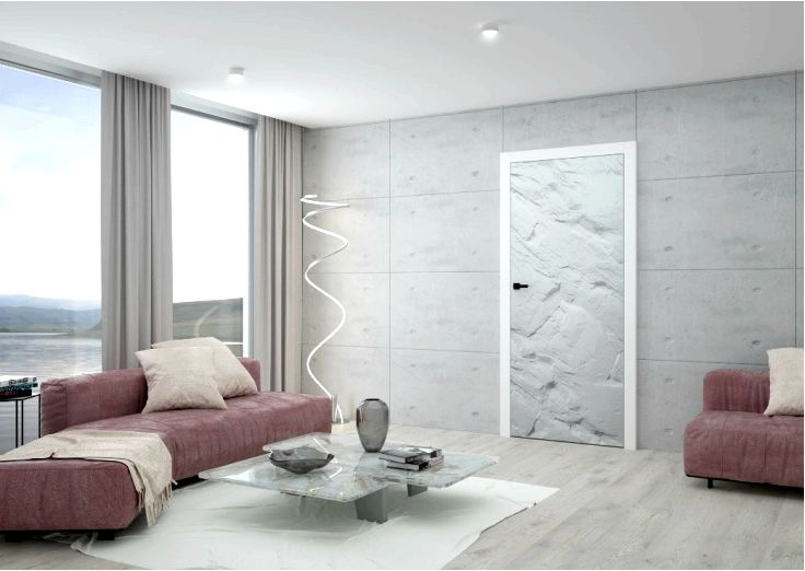 Двери с принтом, то есть безграничные возможности в дизайне интерьера.