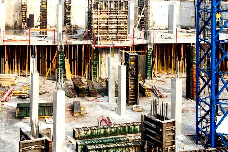 Фундаментный блок - размеры, цена и вес фундаментных блоков