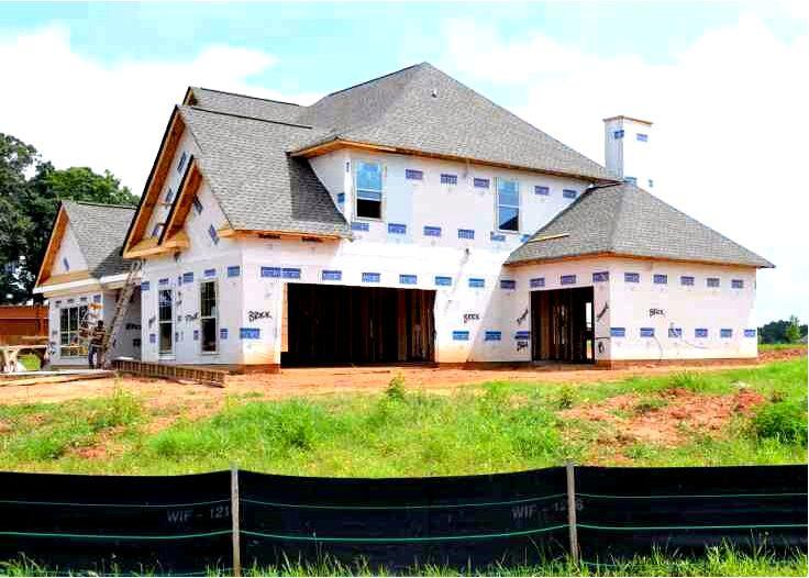 Как построить дом, чтобы стены не промерзали?
