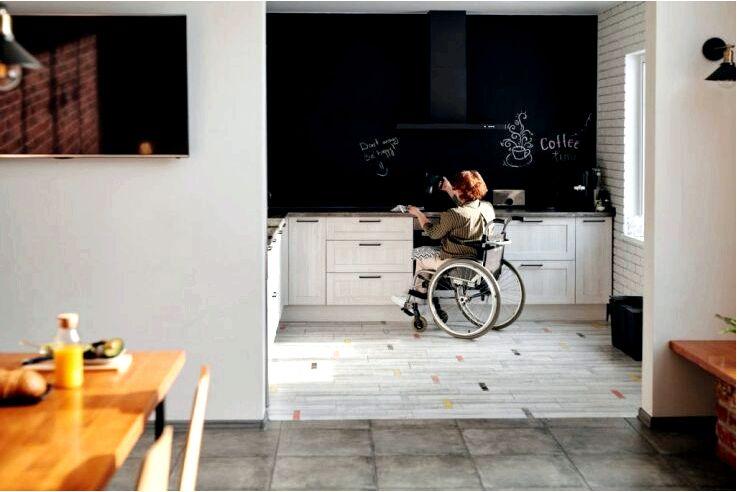 Как приспособить дом к потребностям инвалида?