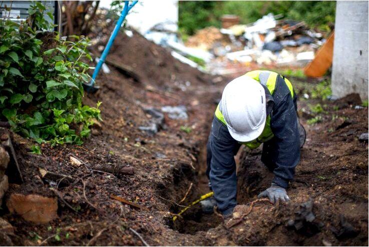 Как выбрать фундамент под землю?