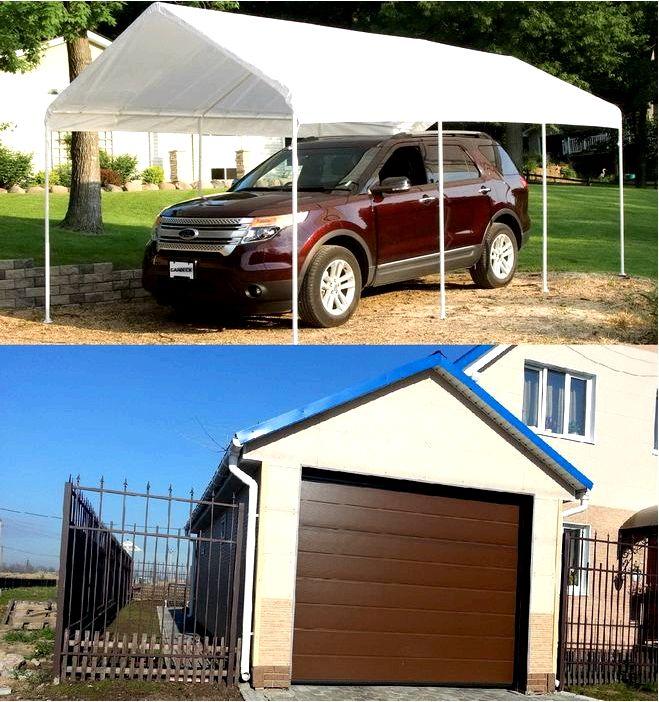 Одно- и двухместные гаражи - что подойдет для вашей машины?
