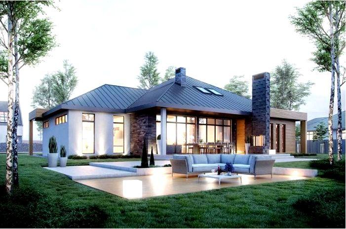 Одноэтажный дом или двухэтажный дом?
