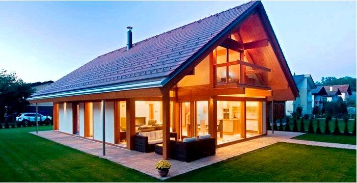 Строительство дома с экономической системой