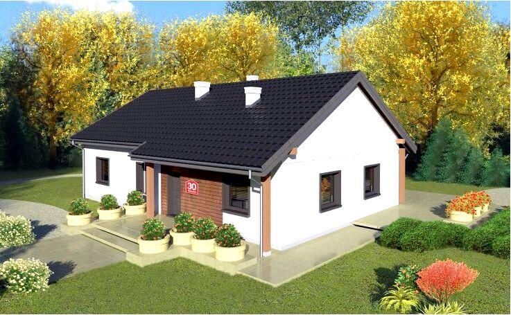 Участок прямоугольной формы - как на нем построить дом мечты?