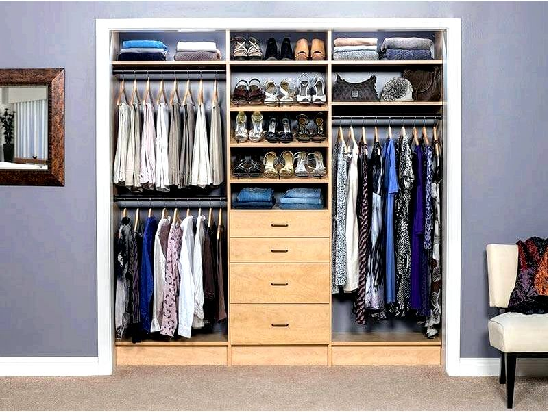 9 Лучших советов по выбору дизайна гардероба foyr