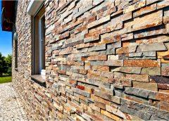 Фасадные каменные панели, идеальная фасадная панель для вашего дома