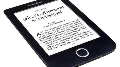 Электронные книги вытесняют бумажные