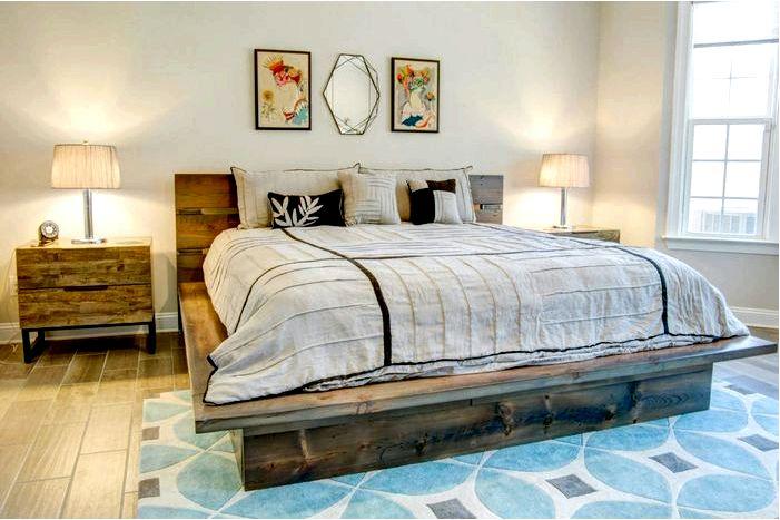 Как выбрать деревянную кровать для спальни сказка мебели