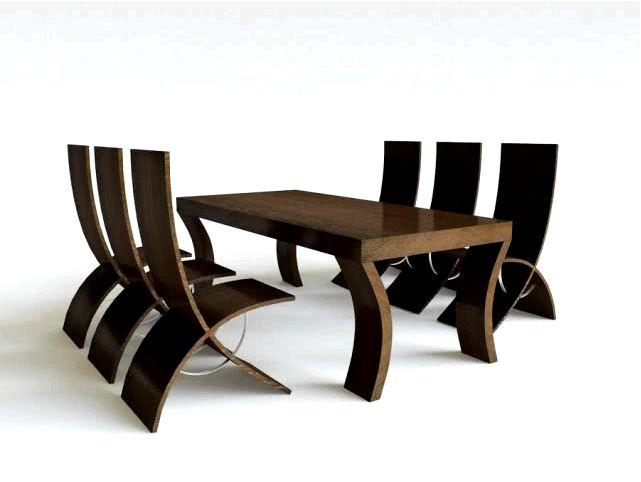 Как выбрать стол и стулья для столовой czasnawnętrze