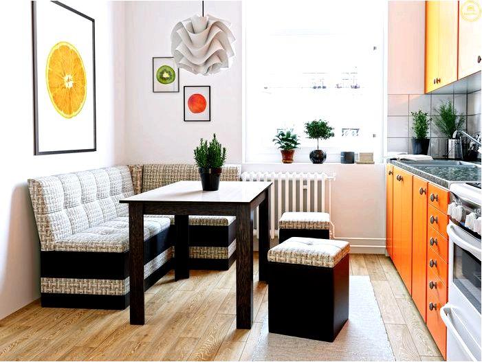 Как выбрать стулья для маленькой кухни или пристройки блог