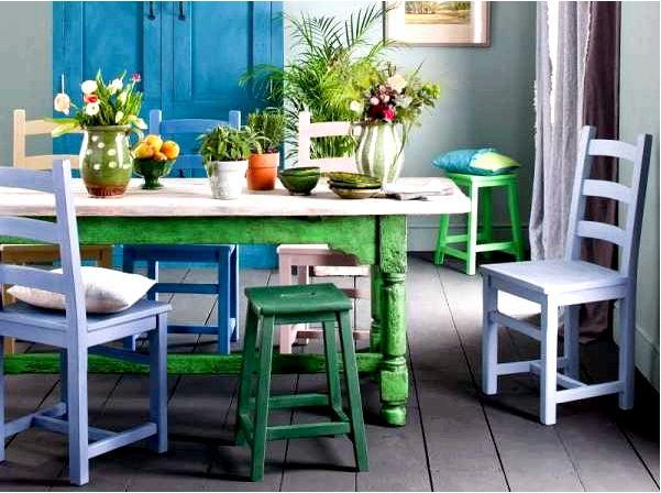 Какой обеденный стол выбрать - круглый или прямоугольный