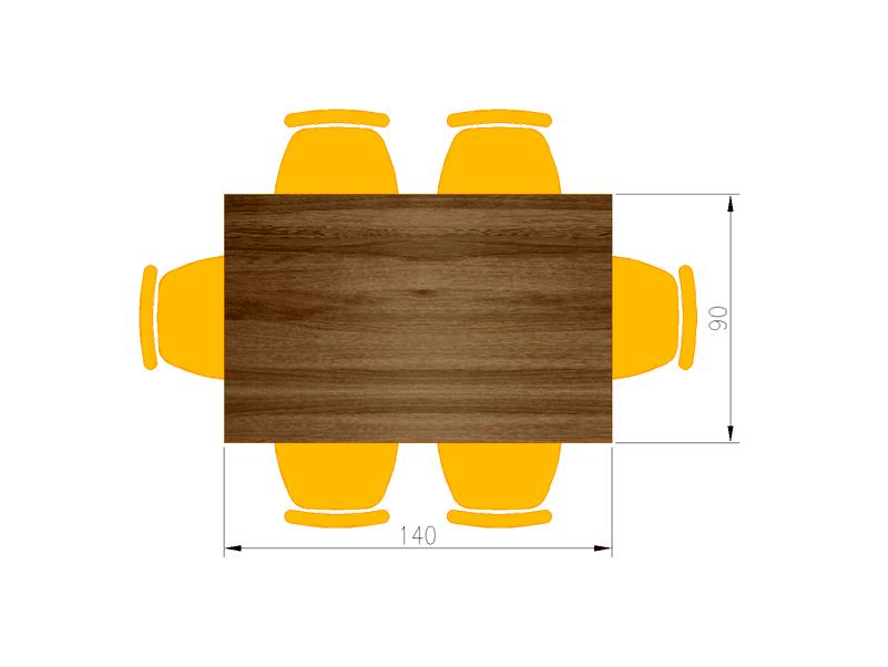 Какой стол выбрать для столовой какого размера стол для столовой