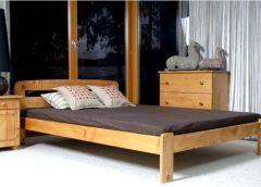 Какой тип кровати выбрать для спальни - деревянную или мягкую