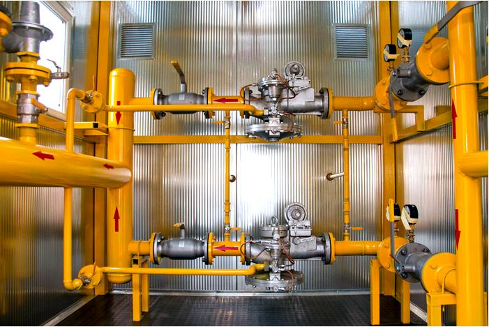 Стоимость проектирования и установки газового соединения