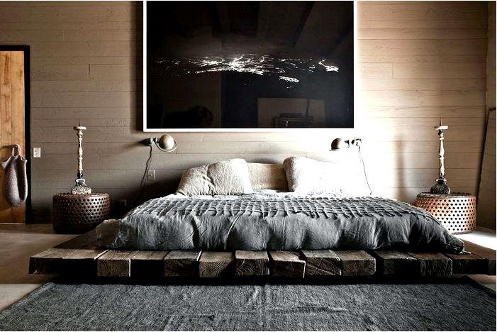 Впечатляющие кровати tempur для современной спальни