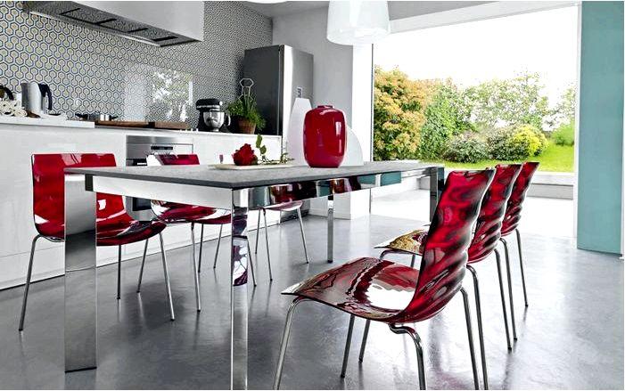 Выбор стульев для дизайнерского интерьера блог
