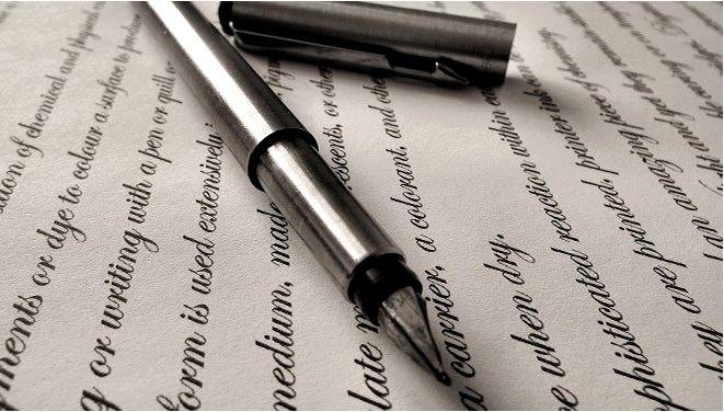 Как научиться писать красиво?