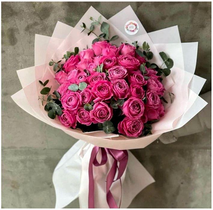 Как выбрать красивый букет цветов