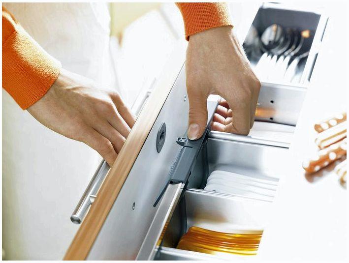 Как выбрать ручку для кухонной мебели?