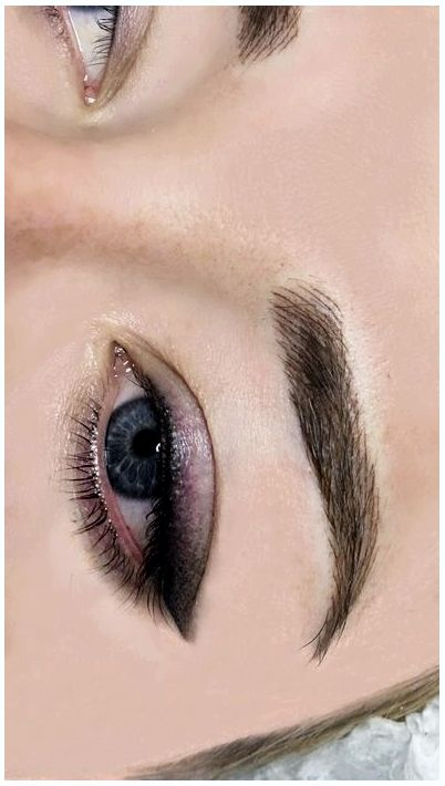 Что такое перманентный макияж (микропигментация)