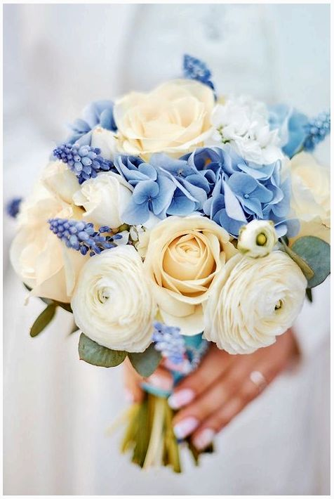 Свадебный букет для подружки