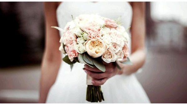 Выбор свадебного букета