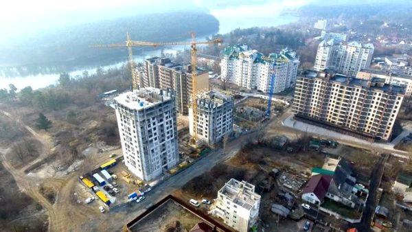 Преимущество покупки квартиры в ЖК River City в Житомире